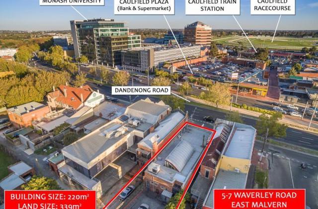 5-7 Waverley Road, MALVERN EAST VIC, 3145