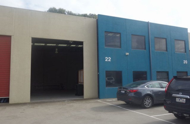 Warehouse 22, 266 Osborne  Ave, CLAYTON SOUTH VIC, 3169