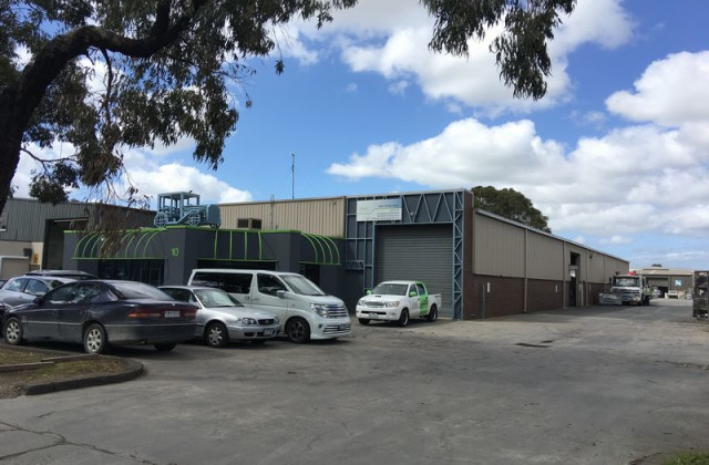Factory 2, 10 Elliott Road , DANDENONG VIC, 3175