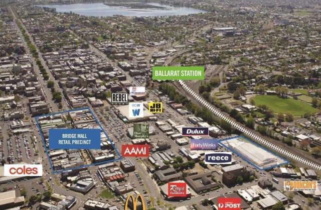 63-73 Mair Street, Ballarat Homemaker Centre, BALLARAT CENTRAL VIC, 3350