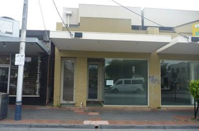 Ground  Office/167A Waverley Road, MALVERN EAST VIC, 3145
