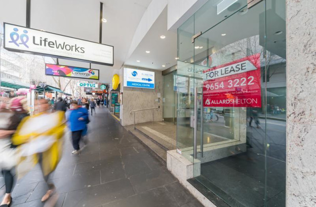 257 Bourke Street, MELBOURNE VIC, 3000