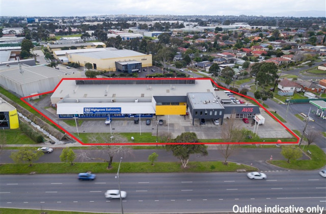 2215 Princes Highway, MULGRAVE VIC, 3170