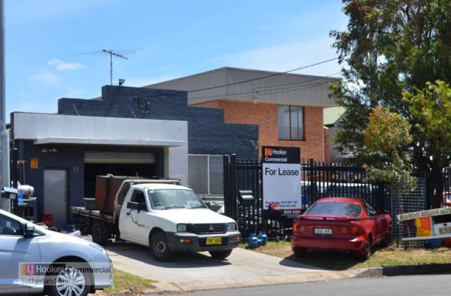 17 Erskine Road, CARINGBAH NSW, 2229