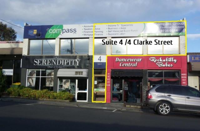 4/4 Clarke Street, LILYDALE VIC, 3140