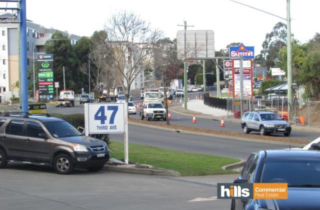 Unit  1/47 Third Avenue, BLACKTOWN NSW, 2148