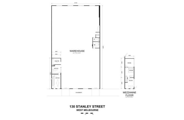 130-136 Stanley Street, WEST MELBOURNE VIC, 3003