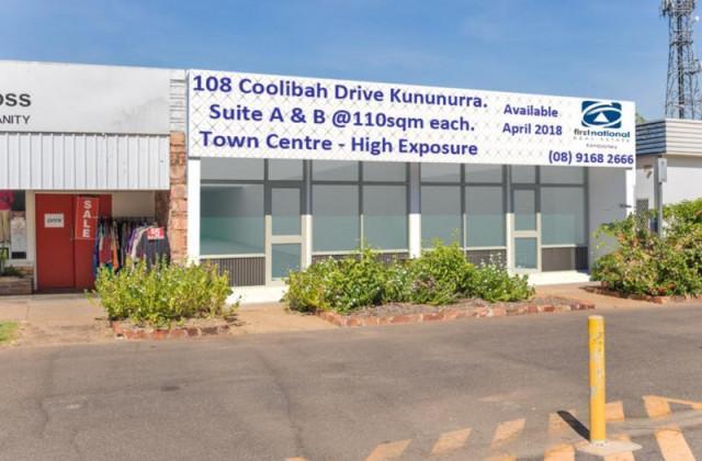 108 Coolibah Drive, KUNUNURRA WA, 6743