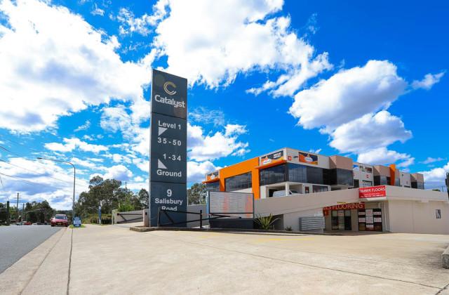28 /9 Salisbury Road, CASTLE HILL NSW, 2154