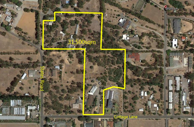 72 & 74 Cottage Lane, 615-619 States Road, HACKHAM SA, 5163