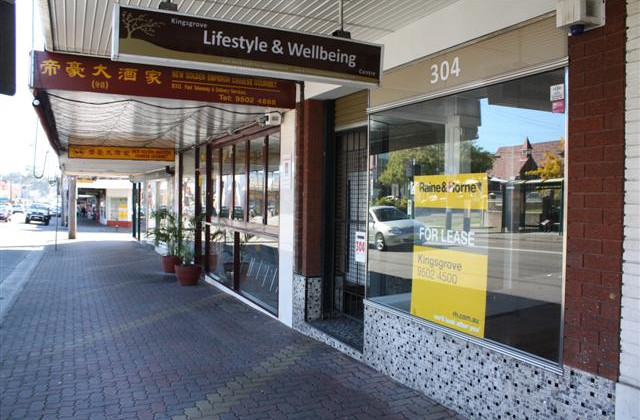 304 Kingsgrove Road, KINGSGROVE NSW, 2208