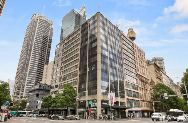 Property For Lease In Suite 704 60 Park Street SYDNEY NSW 2000