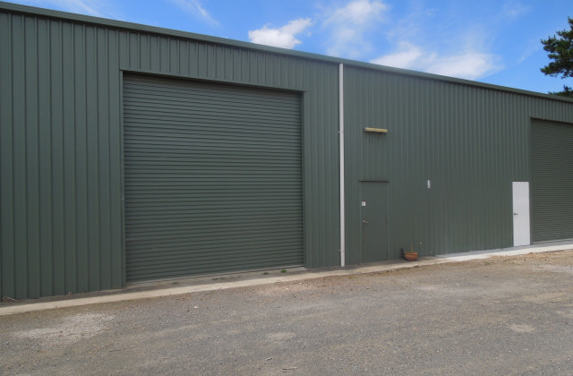 Shed 2, 329 Lal Lal Street, BALLARAT EAST VIC, 3350