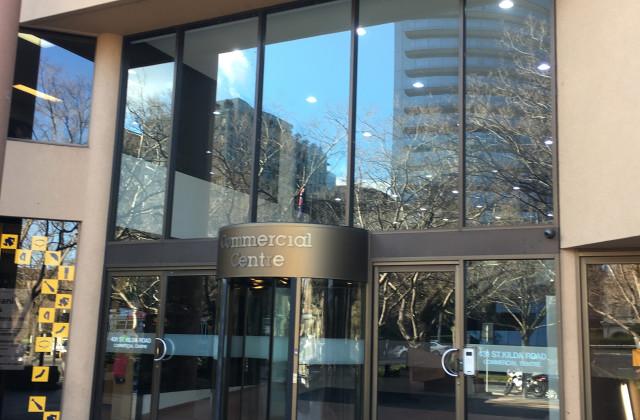 Fawkner Towers Cafe  431 St Kilda Road, MELBOURNE VIC, 3004