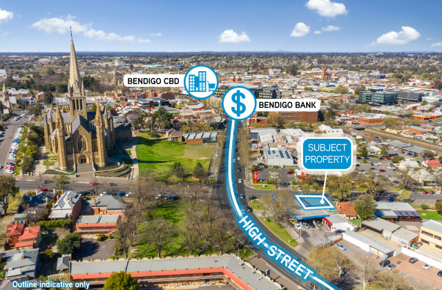 117 High Street, BENDIGO VIC, 3550