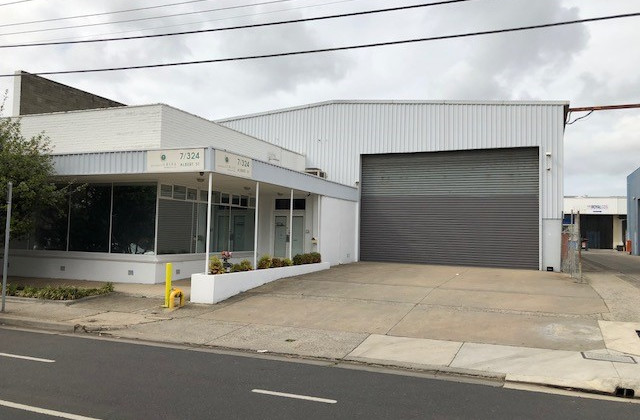 LOT 7 / 322-324 Albert Street, BRUNSWICK VIC, 3056