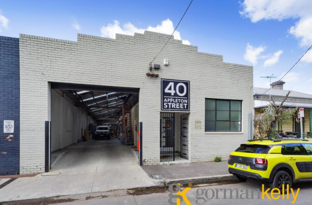 Office/40 Appleton Street, RICHMOND VIC, 3121