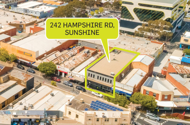 242 Hampshire Road, SUNSHINE VIC, 3020