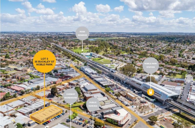 Lot  3/35 Buckley Street, NOBLE PARK VIC, 3174