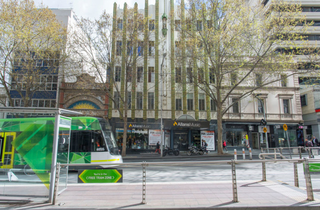 146-158 Bourke Street, MELBOURNE VIC, 3000