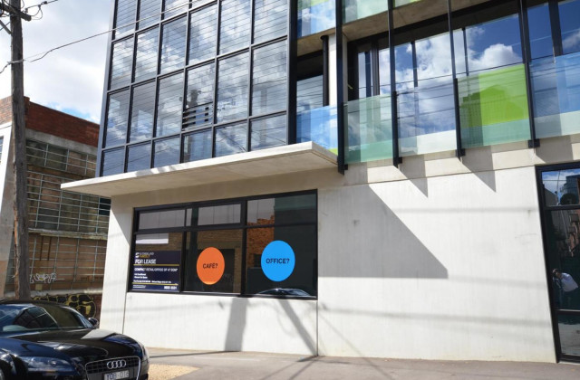 Ground Floor/25 Ross Street, SOUTH MELBOURNE VIC, 3205