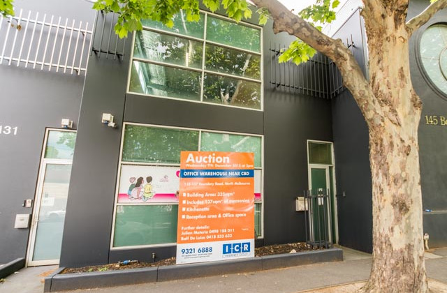 135-137 Boundary Road, NORTH MELBOURNE VIC, 3051