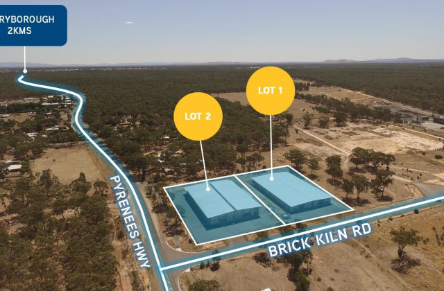 Lot 1/ 5 Brick Kiln Road, CARISBROOK VIC, 3464