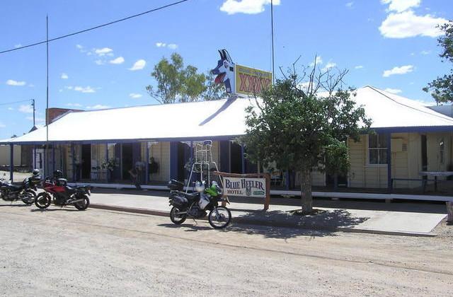 Blue Heeler Hotel   Hulbert st, KYNUNA QLD, 4823