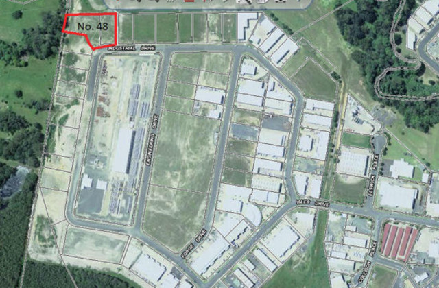 Unit 4, 48 Industrial Drive, COFFS HARBOUR NSW, 2450