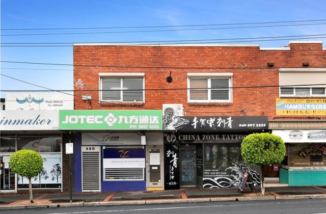 418A Station Street, BOX HILL VIC, 3128