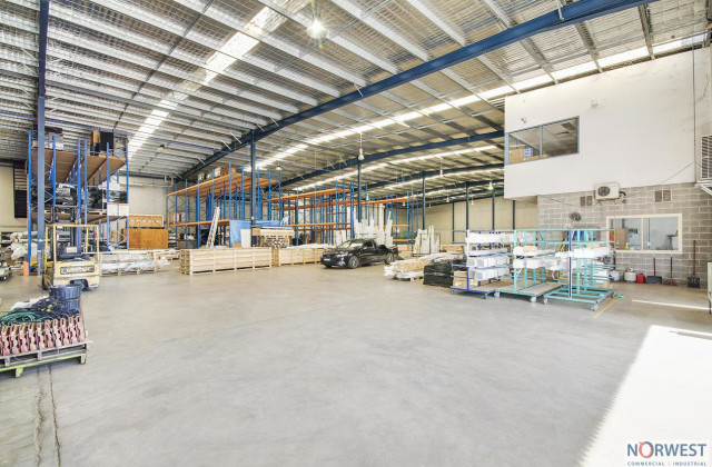 Warehouse 1/1 Meridian, BELLA VISTA NSW, 2153