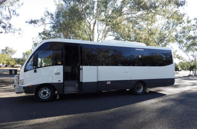 Route P992 Bulala Bus Run, ROMA QLD, 4455