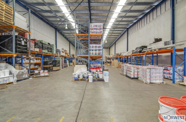 Warehouse 1 - UNDER OFFER /1 Meridian, BELLA VISTA NSW, 2153
