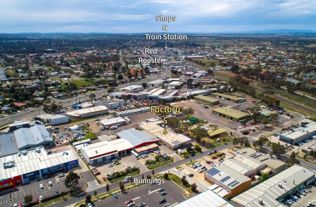 Factory 5, 11 McDougall Road, SUNBURY VIC, 3429