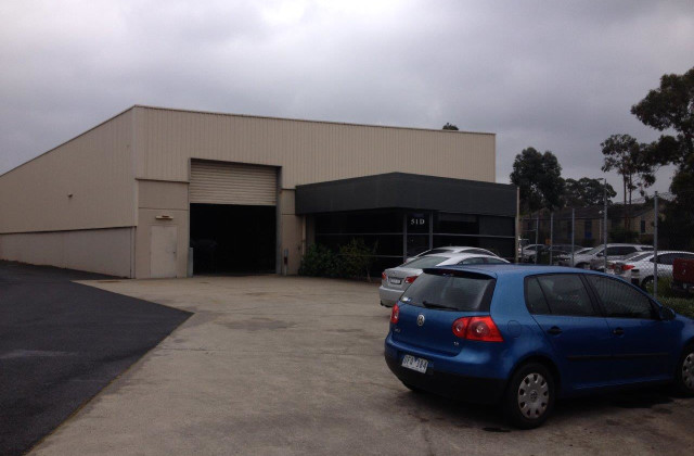 City Edge Industrial  B&D/51 Hampstead Road, MAIDSTONE VIC, 3012