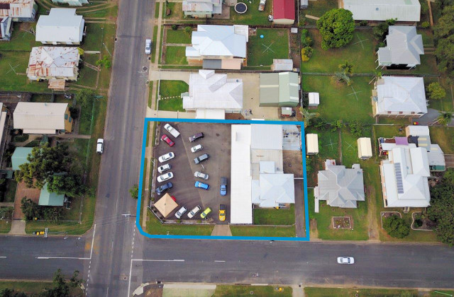 157 Tooley Street, MARYBOROUGH QLD, 4650