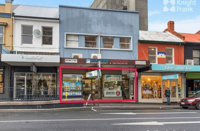 Shop/131 Liverpool Street, HOBART TAS, 7000