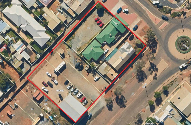 14, 16, 16A, 18 Lane Street and 150-152 Hay Street, KALGOORLIE WA, 6430