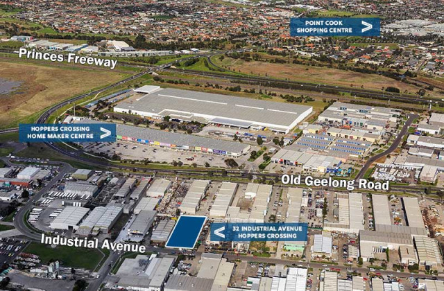 32 Industrial Avenue, HOPPERS CROSSING VIC, 3029