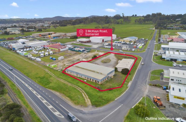 Whole/3 McKays Road, SOMERSET TAS, 7322