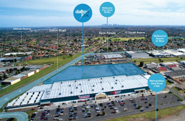 LOT Unit 7 / 6-7 Dalton Road, THOMASTOWN VIC, 3074