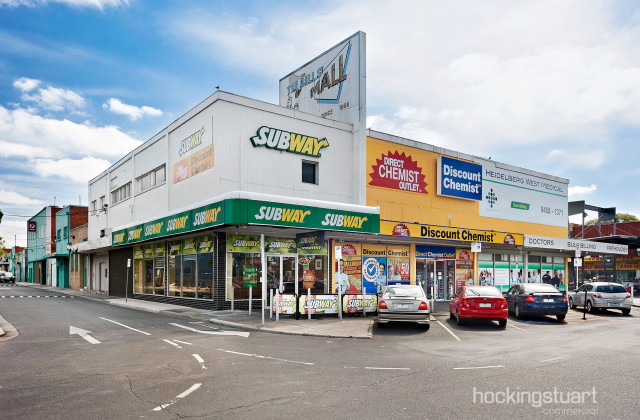 1st Flr/15-23 The Mall Bell Street, HEIDELBERG WEST VIC, 3081