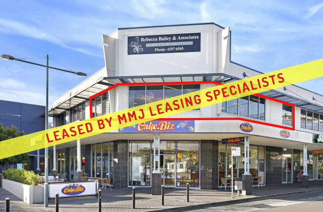 Level 1/20-21/2 Memorial Drive, SHELLHARBOUR CITY CENTRE NSW, 2529