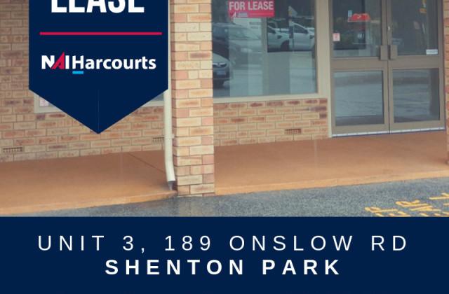 3/189 Onslow Road, SHENTON PARK WA, 6008