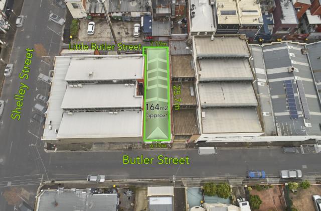 21 BUTLER STREET, RICHMOND VIC, 3121