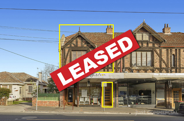 1st Floor/166 Hawthorn Road, CAULFIELD NORTH VIC, 3161