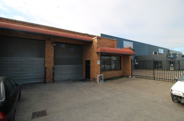 Unit 1/11 Egan Road, DANDENONG VIC, 3175