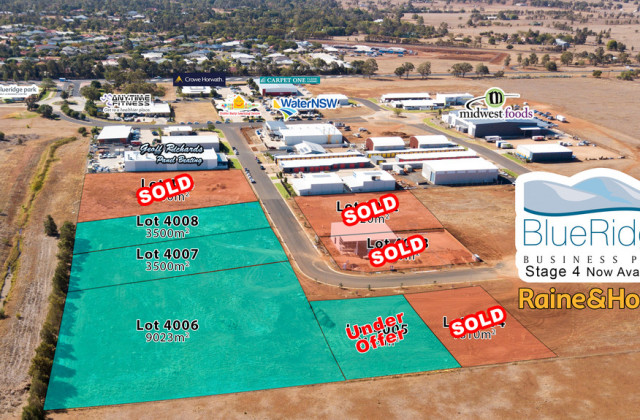 Lots 4001-4008 Asset Way, DUBBO NSW, 2830