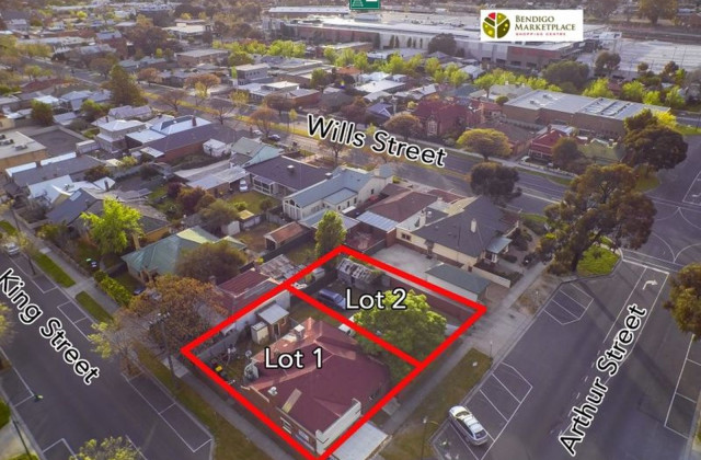 Lot 2/32 Arthur Street, BENDIGO VIC, 3550