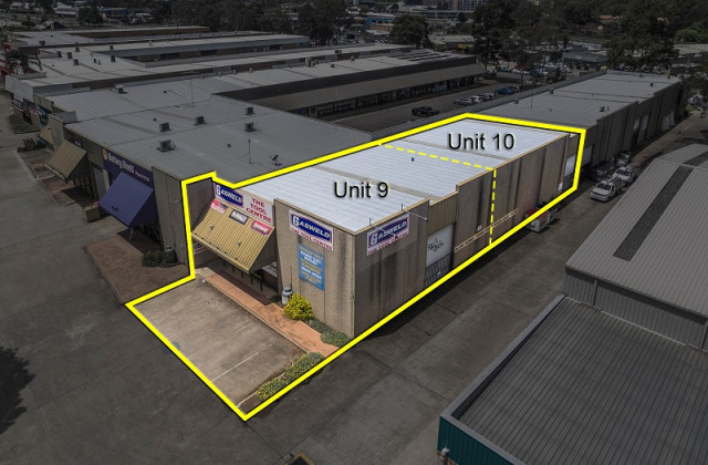 Unit 9 & 10/7 Hollylea Road, LEUMEAH NSW, 2560